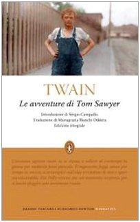 9788854120341: Le avventure di Tom Sawyer. Ediz. integrale