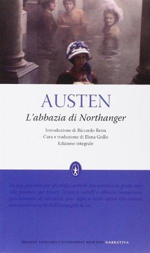 9788854120532: L'abbazia di Northanger. Ediz. integrale