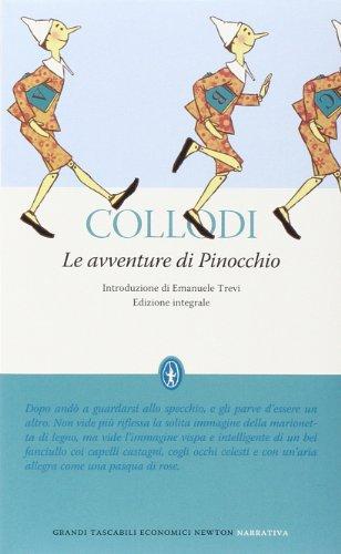 9788854120600: Le avventure di Pinocchio. Ediz. integrale