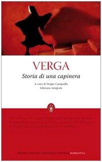 9788854120891: Storia di una capinera. Ediz. integrale