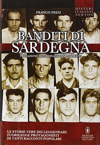 9788854121645: Banditi di Sardegna