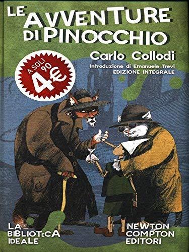 Le avventure di Pinocchio Carlo Collodi: Carlo Collodi