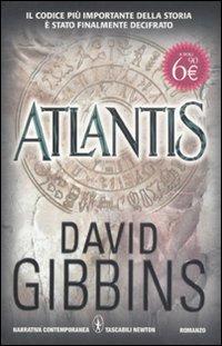 9788854127357: Atlantis
