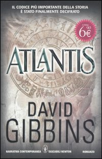 9788854127357: Atlantis (Grandi tascabili contemporanei)
