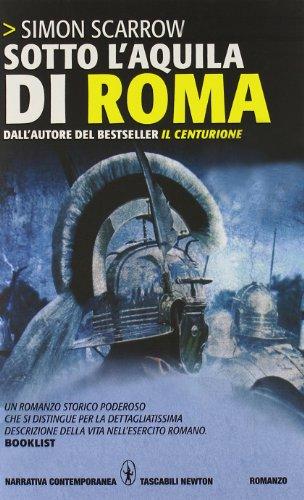 9788854129788: SOTTO L'AQUILA DI ROMA