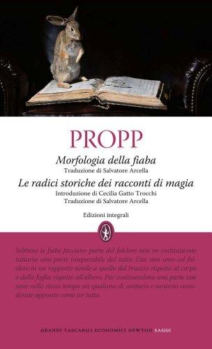 9788854134768: Morfologia della fiaba-Le radici storiche dei racconti di magia. Ediz. integrali