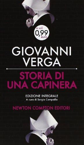 9788854154544: Storia di una capinera. Ediz. integrale