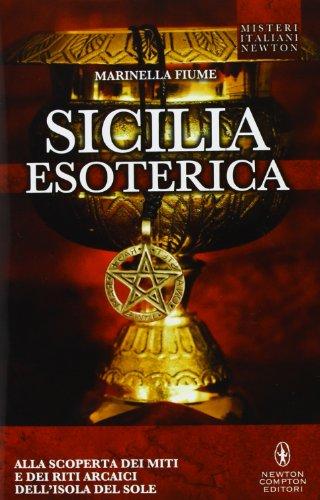 9788854156081: Sicilia esoterica