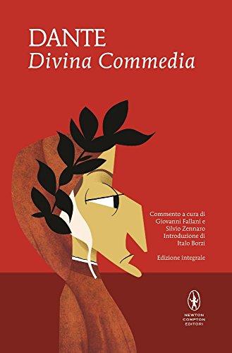 9788854165069: La Divina Commedia. Ediz. integrale