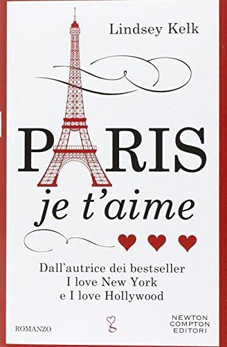 9788854172463: Paris je t'aime