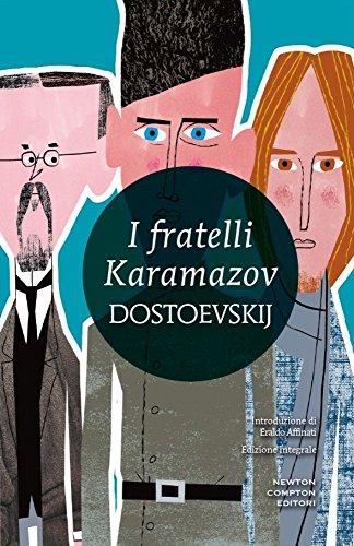 9788854172616: I fratelli Karamazov. Ediz. integrale (I MiniMammut)