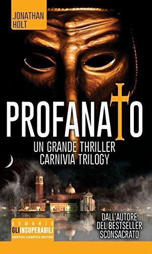 9788854177727: Profanato. Carnivia trilogy