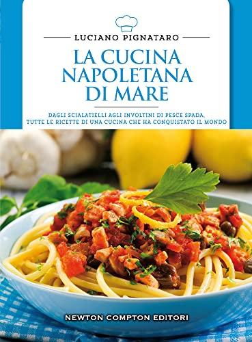 9788854181328: La cucina napoletana di mare