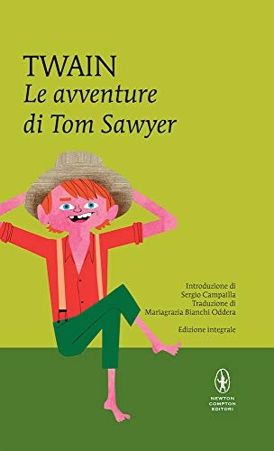 9788854181472: Le avventure di Tom Sawyer. Ediz. integrale