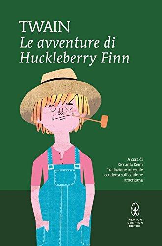 9788854189430: Le avventure di Huckleberry Finn. Ediz. integrale (I MiniMammut)