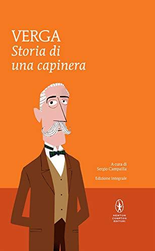 9788854189447: Storia di una capinera. Ediz. integrale
