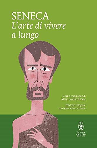 9788854190849: L'arte di vivere a lungo. Testo latino a fronte. Ediz. integrale