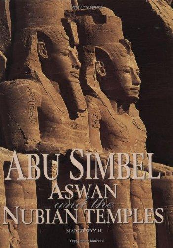 9788854400160: Abu Simbel Aswan and the Nubian Temples