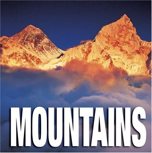 9788854400757: Mountains (Cube Books)
