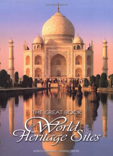 9788854401006: Great Book of the World Heritage Sites