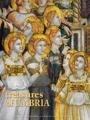 9788854401068: Treasures of Umbria (Paesi e paesaggi)