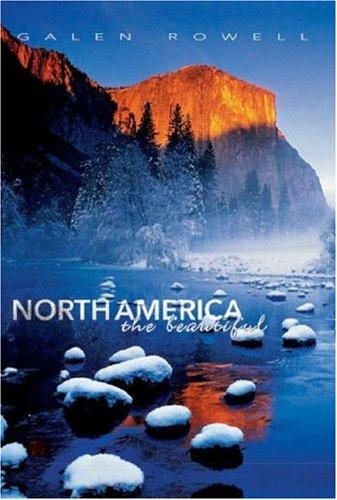 9788854401082: North America. The Beautiful (Viaggi nel mondo e nella natura)