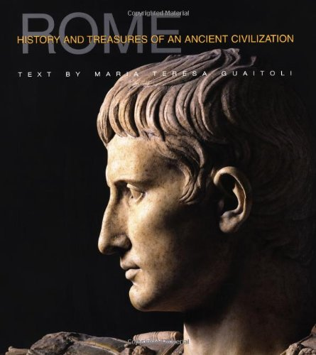 9788854401471: Rome (Treasures Ancient Civilization)