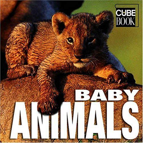 Baby Animals (MiniCube) (CubeBook): Ildos, Angela Serena
