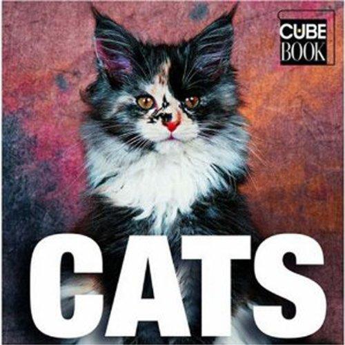 9788854402003: Cats (Mini Cube Book S.)