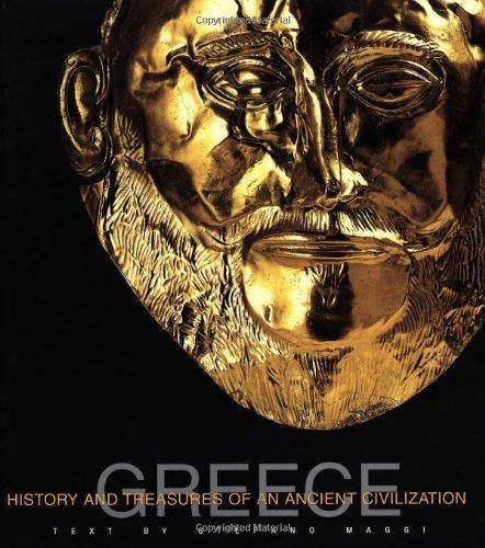 Greece : History and Treasures of an: Simone Rambaldi; Stefano