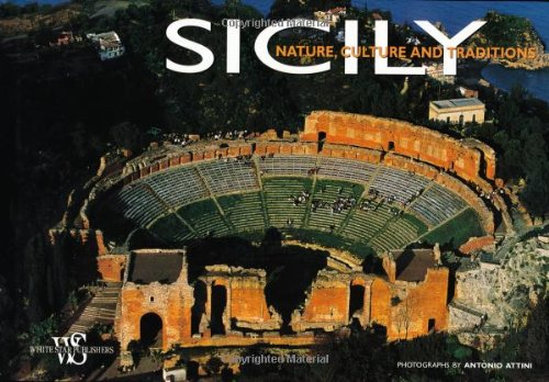 9788854402225: Sicily: Nature, Culture and Traditions (Italy from Above)