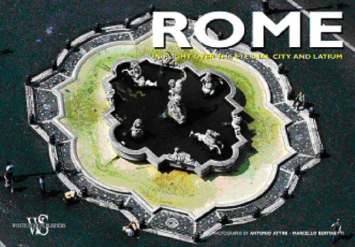 9788854402379: Rome (Italy from Above)