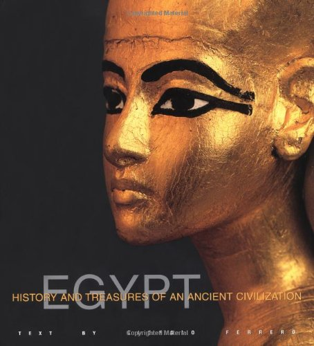 9788854402508: Egypt: History and Treasures of an Ancient Civilization