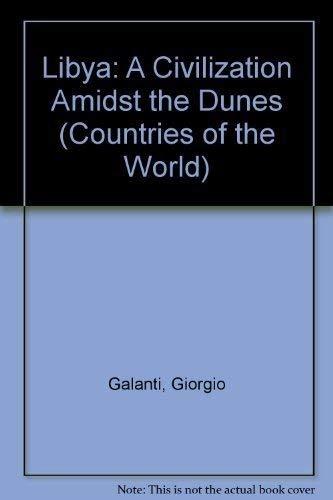 Libya.: Giorgio Galanti