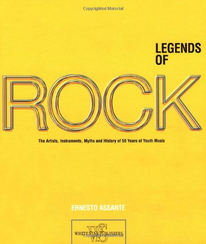 9788854402812: Legends of Rock (Music and Sound)