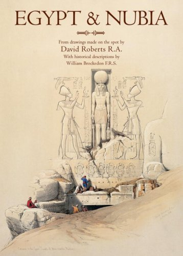 The Holy Land and Egypt Yesterday and Today (9788854402966) by David Roberts; Fabio Bourbon