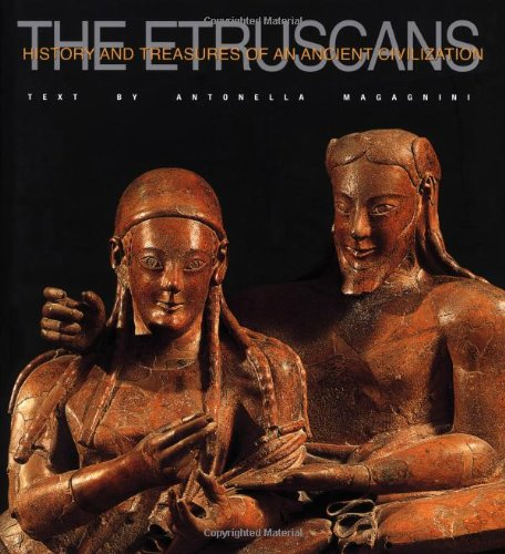 9788854403222: The Truscans History and Treasures of an Ancient Civilization