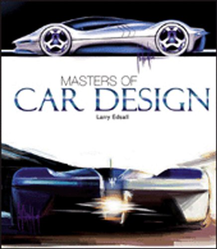 Masters of Car Design (Genius) (9788854403376) by Larry Edsall