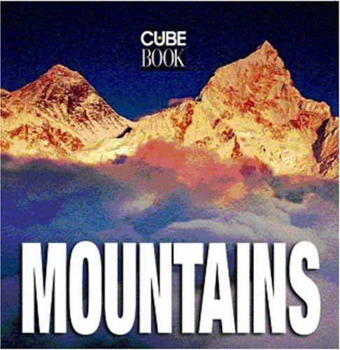 9788854403512: Mountains (Supercubes)
