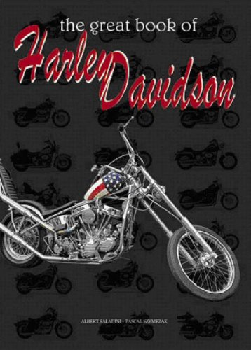 9788854403567: The Great Book of Harley Davidson (From Technique to Adventure)