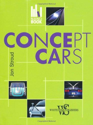 9788854404618: Concept Cars (Nanobook)