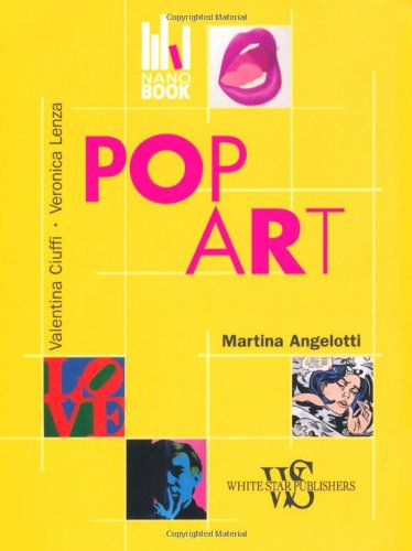 9788854404625: Pop Art (Nanobook)