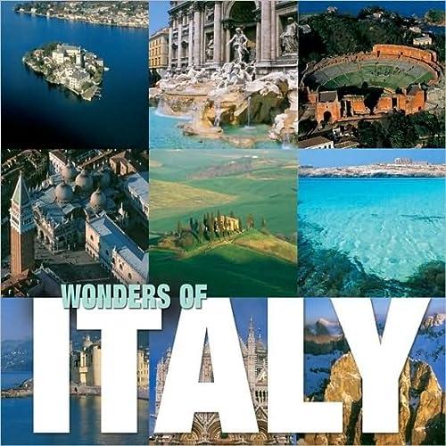 9788854405455: Wonders of Italy (CubeBook)