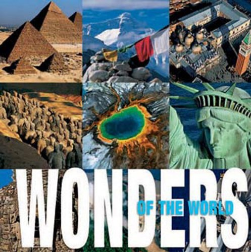 9788854405998: Wonders of the world - cube book