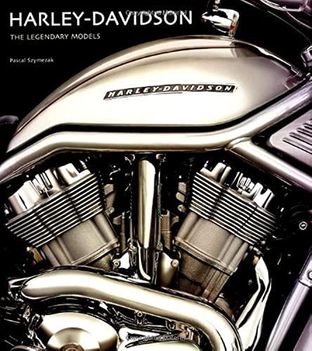 9788854406209: Harley Davidson: The Legendary Models