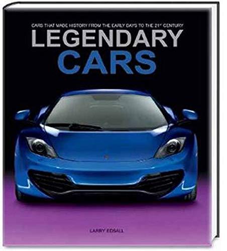 Legendary Cars: Edsal, Larry