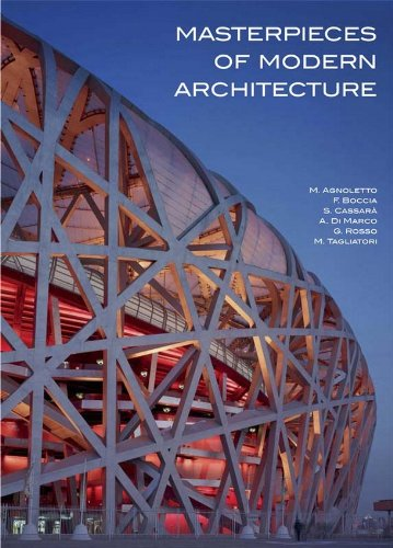 Masterpieces of Modern Architecture (Hardcover): White Star
