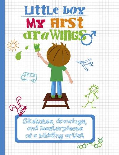 9788854407305: My First Drawings Little Boy