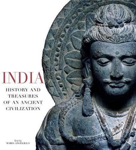 9788854407343: India: History and Treasures of an Ancient Civilisation