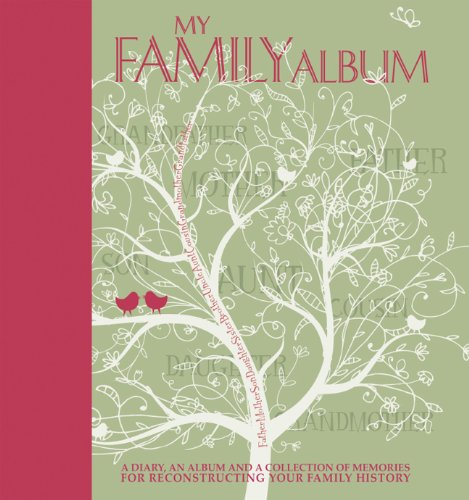 9788854407855: My Family Album: A Diary, an Album, and a Collection of Memories for Reconstructing Your Family History
